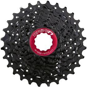 SunRace CSRX0 TAU Kaseta rowerowa 10-rzędowy, black